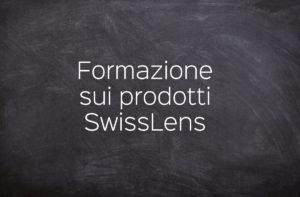 Formazione sui prodotti SwissLens