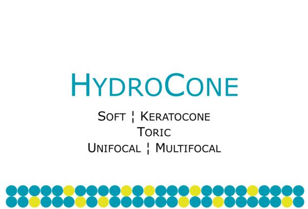 HydroCone soczewki miękkie do stożka rogówki