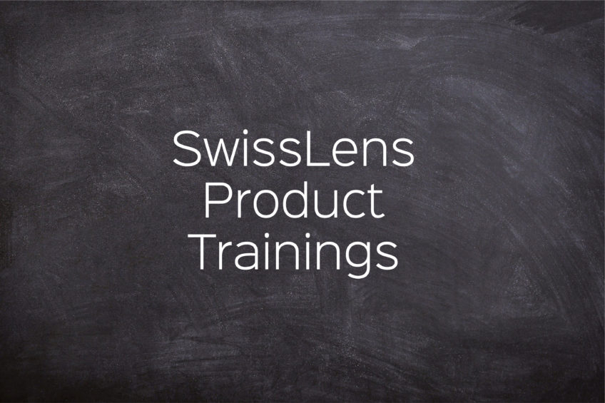 Тренінги по роботі з продуктами SwissLens