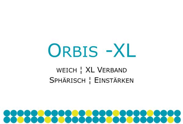 Orbis-XL Verbandlinse
