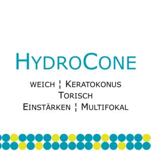 HydroCone weiche Keratokonuslinse
