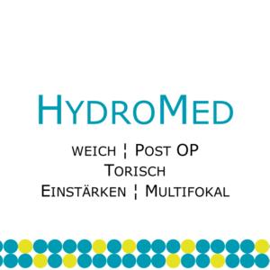 HydroMed weiche postoperative Kontaklinse
