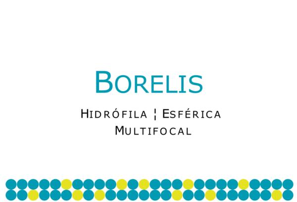 Borelis Lente multifocal Hidrófila