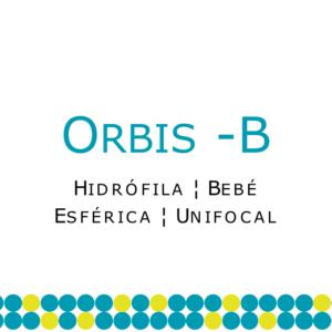 Orbis-B Lentes Esféricas Bebé