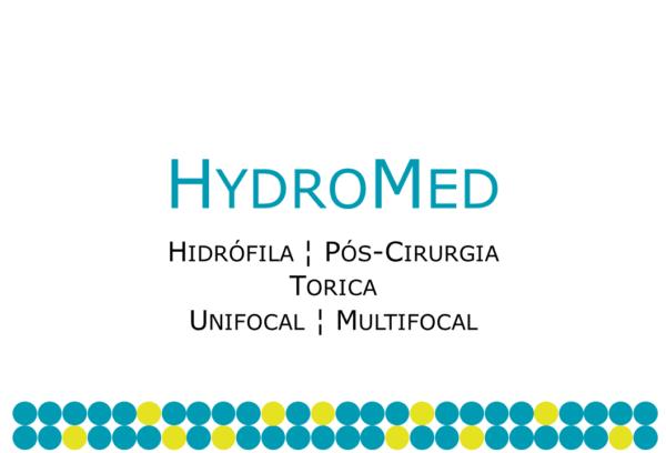HydroMed hidrófila pós-cirurgia