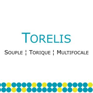 Torelis Souple Multifocale