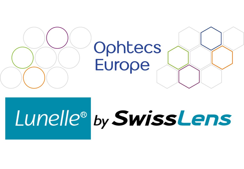 Ophtecs Europe zal de exclusieve distributeur van Lunelle producten in Nederland worden